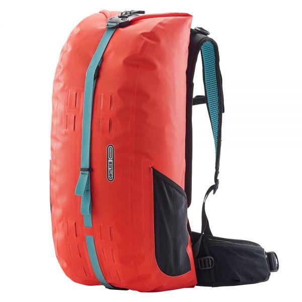 Ortlieb Rucksack / Reisetasche Atrack mit großer Längsöffnung
